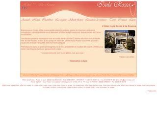 Hotel Isula Rossa Ile-Rousse