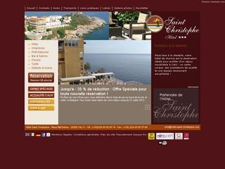 Hotel Saint Christophe Calvi